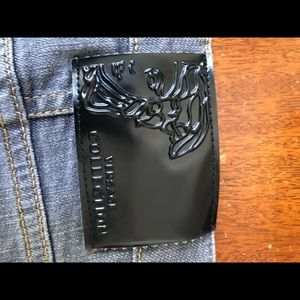 Versace Jeans Collection Jeans - Men's Versace Collection City Black Jeans Size 34